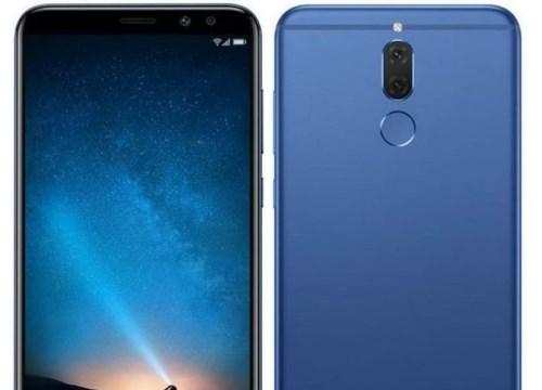 Huawei tung nova 2i màu xanh đẹp lung linh cho mùa Noel