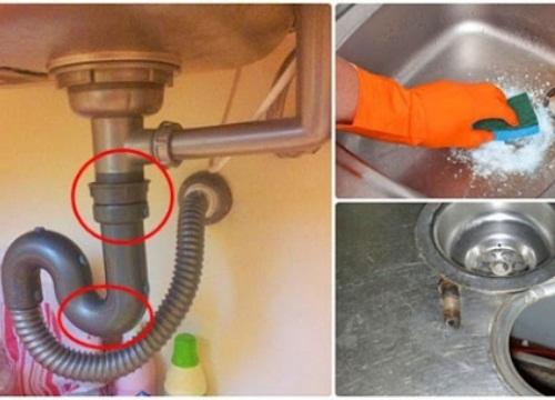 Mẹo chữa tắc đường ống nước đơn giản không cần thợ