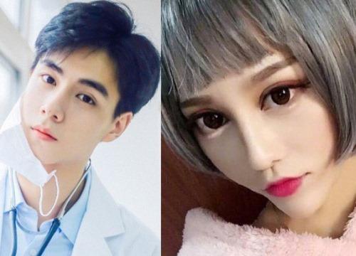 """Tiết lộ chuyện tình của """"Giang Thần"""" Hồ Nhất Thiên và bạn gái bị netizen gán danh """"mặt rắn"""""""
