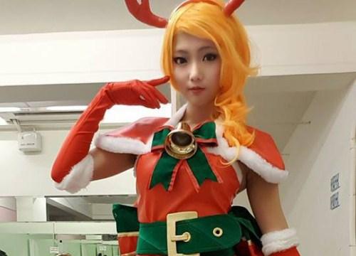 Liên Quân Mobile: Chiêm ngưỡng bộ ảnh cosplay Natalya Quà Quái Quỷ phiên bản Đài Loan cực gợi cảm