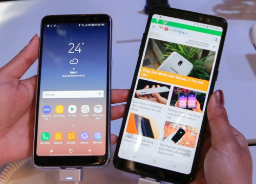 4 smartphone đáng chú ý bán ra trong tháng 1