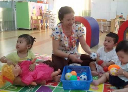 Dự thảo quy định trường mầm non giữ trẻ từ 3 tháng tuổi: Khó thực hiện