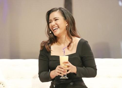 Phương Vy chia sẻ về tin đồn tình ái cùng Đức Trí: 'Bà để bà ngửi chứ bà không ăn'