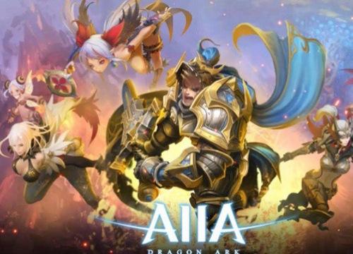 Aiia: Dragon Ark - MMORPG đồ họa khủng xứ Hàn đã có bản tiếng Anh