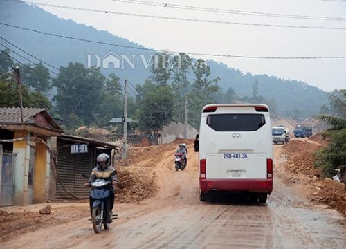 Quảng Ninh: Sắp khai hội, Yên Tử vẫn ngổn ngang công trình xây dựng
