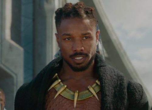 """""""Black Panther"""" tiếp tục tung """"thính"""" về tên phản diện Killmonger trong trailer nóng hổi"""