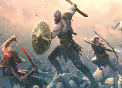God of War mới sẽ loại bỏ luôn nút nhảy, và đây là lý do