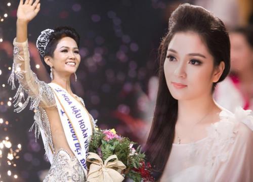 HH Nguyễn Thị Huyền lên tiếng bênh vực khi Tân Hoa hậu H' hen Niê bị chê xấu
