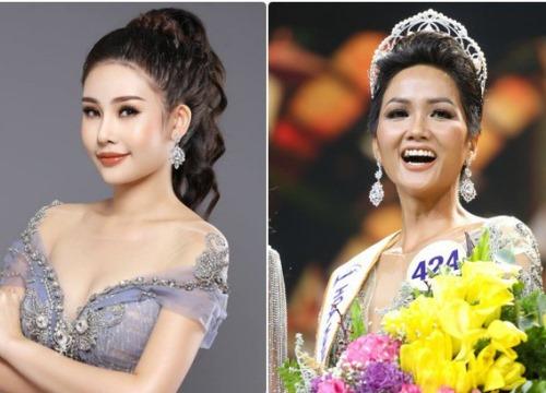 """Hoa hậu Đại dương Ngân Anh nhắn nhủ H'Hen Niê: """"Hãy mạnh mẽ để những người chê bai bạn phải tự hổ thẹn"""""""