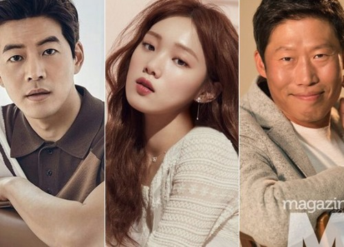 """Năm 2018 của Lee Sung Kyung: """"Cặp kè"""" các đàn anh hơn mình 9 tuổi, 20 tuổi!"""
