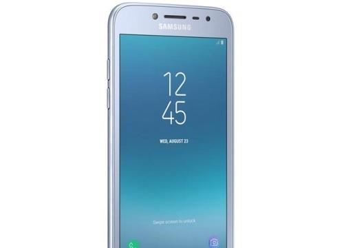 Samsung ra mắt Galaxy J2 Pro thiết kế ánh kim, giá rẻ