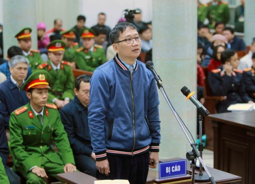 Trịnh Xuân Thanh: Nộp tiền khắc phục hậu quả vì... tình nghĩa anh em!