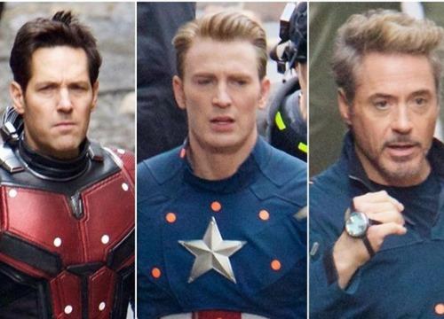 """""""Avengers 4"""" vừa tiết lộ các siêu anh hùng sẽ xuyên không về quá khứ?"""