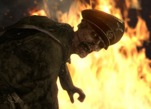 Call of Duty: WWII cập nhật chế độ bắn Zombie - Ám ảnh và ghê rợn như game kinh dị
