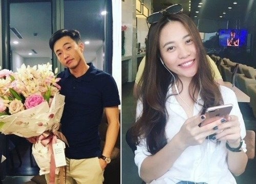 Đàm Thu Trang thoải mái công khai mối quan hệ với Cường Đô La
