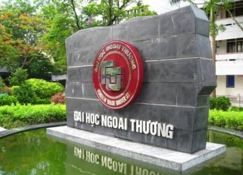 ĐH Ngoại thương công bố điều kiện tuyển sinh riêng 2018