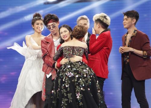 """Erik - Đức Phúc - Giang Hồng Ngọc - Hòa Minzy nắm tay nhau vào Chung kết """"Cặp đôi hoàn hảo"""""""