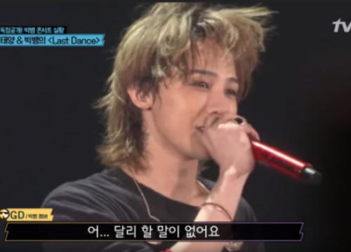 G-Dragon mắt ngấn lệ trong concert cuối cùng của BigBang trước ngày nhập ngũ