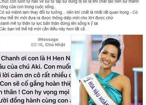 """Lộ diện bà bói đã """"gieo quẻ"""" phán H'Hen Niê sẽ trở thành Hoa hậu"""
