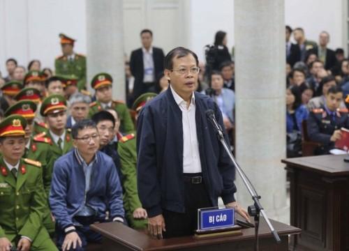 Luật sư đặt tình huống để bào chữa cho nguyên Tổng Giám đốc PVN