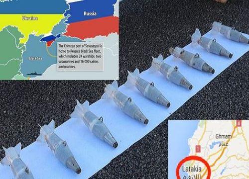 Nga cáo buộc Ukraine có kế hoạch tấn công Crimea bằng UAV