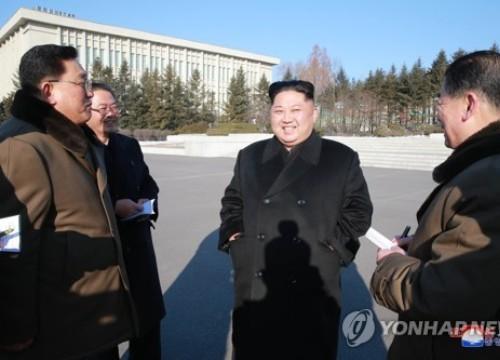 Ông Kim Jong-un tuyên bố không sợ dù bị trừng phạt 100 năm nữa