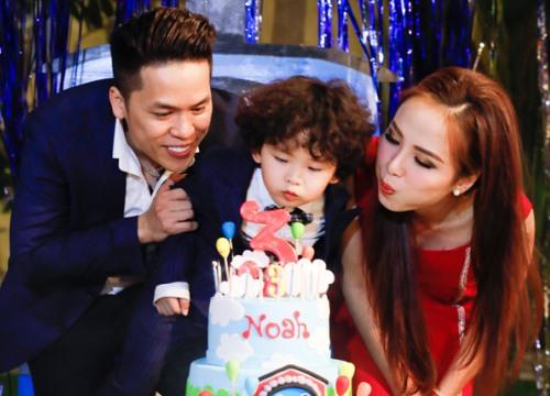 Sau tin đồn ly hôn, Diễm Hương tiết lộ vợ chồng cô muốn có thêm con