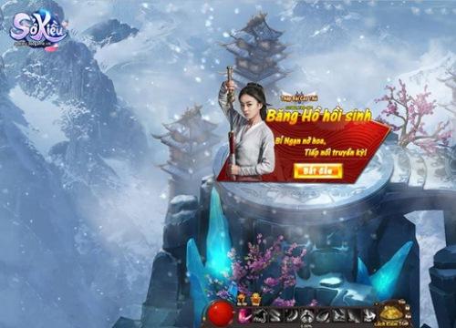 Tìm hiểu về nhân vật và tính năng đặc sắc của webgame Sở Kiều
