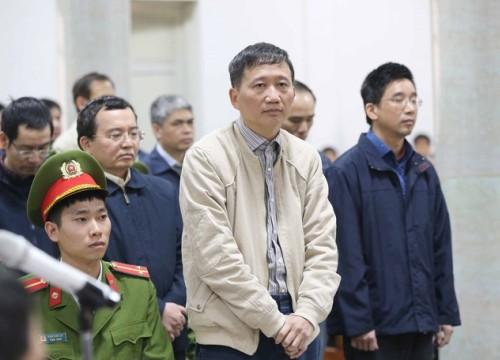 Trịnh Xuân Thanh cùng đồng phạm bất ngờ nộp đủ 13 tỷ cáo buộc tham ô