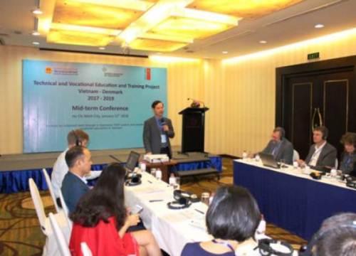 Việt Nam – Đan Mạch: Đẩy mạnh hợp tác đào tạo nghề