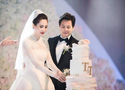 Chồng đại gia hé lộ điều bất ngờ khi Hoa hậu Đặng Thu Thảo mang bầu