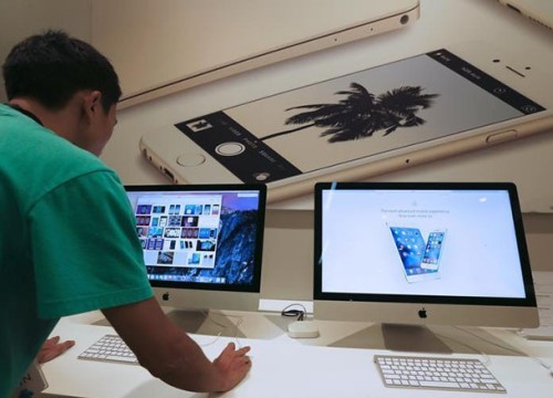 Doanh thu Mac ổn định, Apple vẫn vượt trội so với các nhà sản xuất PC