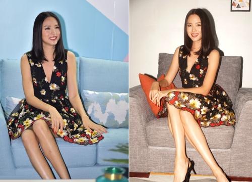 Hoa hậu Trương Tử Lâm cuốn hút nhan sắc 'gái một con'