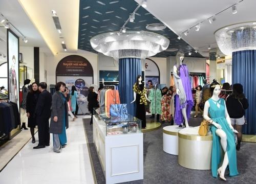 Khai trương trung tâm thời trang cao cấp May10 Long Biên