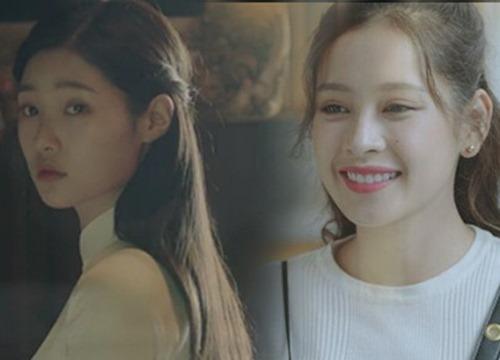 """Không chỉ là """"cầu nối tâm linh"""" trên phim, Chi Pu còn đưa luôn """"nữ thần mới"""" Chae Yeon về Việt Nam"""