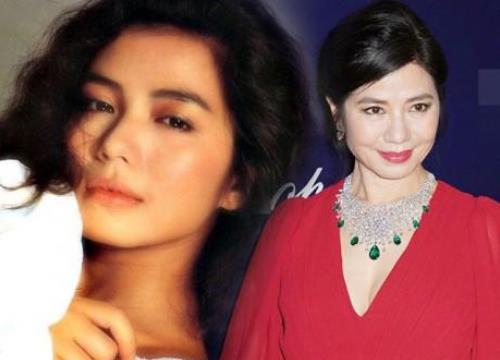 """Ngưỡng mộ vẻ đẹp """"hiếm có khó tìm"""" của nữ hoàng gợi cảm Hong Kong Chung Sở Hồng"""