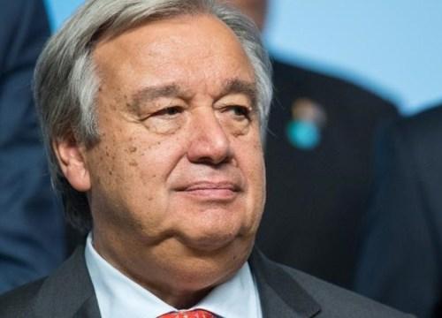"""Tổng Thư ký Liên Hợp Quốc: Hòa bình thế giới 2018 """"vẫn khó nắm bắt"""""""