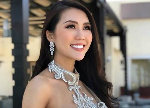 Tường Linh được fan quốc tế dự đoán vào Top 5 chung cuộc Miss Intercontinental 2017