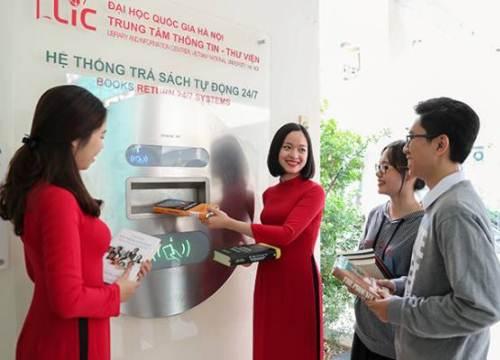 Đại học Quốc gia Hà Nội tuyển nhiều chương trình mới tiếp cận 4.0