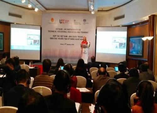 Giáo dục Anh tìm thấy cơ hội lớn từ sinh viên Việt