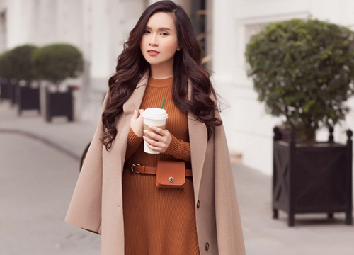 Gợi ý mặc đẹp với các màu trung tính