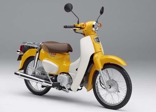 Honda CB300R và Super Cub 2018 ra mắt tại thị trường Đông Nam Á