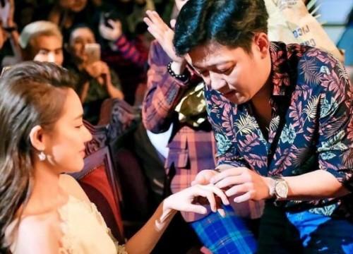 'Nhân chứng' cho khoảnh khắc Trường Giang cầu hôn Nhã Phương, Diệu Nhi nói gì?