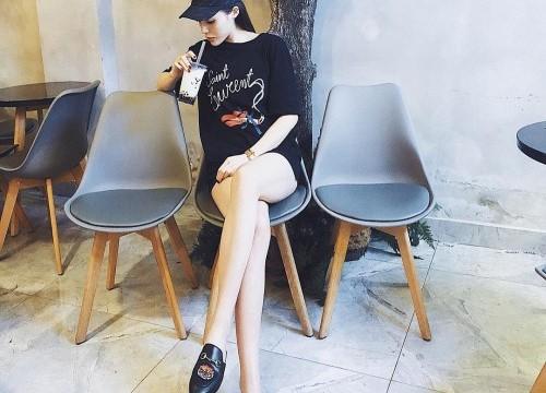 Phạm Hương, Kỳ Duyên đã cất giày cao vời vợi vào tủ… để tậu mốt giày Selena Gomez mê mẩn