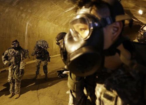 Tin thế giới: Mỹ luyện binh dưới hầm chuẩn bị chiến tranh?