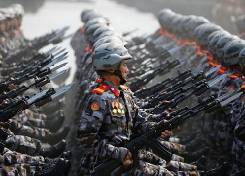 Triều Tiên chuẩn bị duyệt binh trước thềm Thế vận hội?