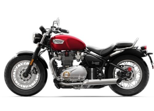 Triumph công bố giá bán của Bonneville Speedmaster 2018
