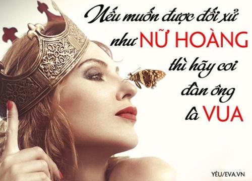 Trong tình yêu phụ nữ đẹp thì có đại gia, phụ nữ tinh tế thì sẽ có được hạnh phúc
