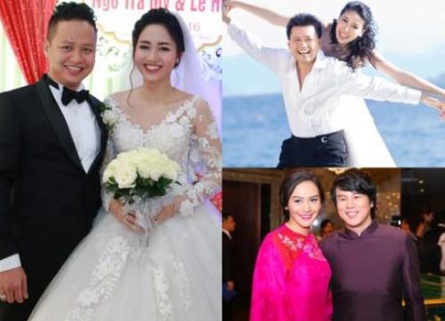 3 cô nàng ở nhà là thiên kim tiểu thư, lấy chồng thành phu nhân bạc tỷ của showbiz Việt