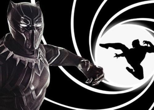 """Báo đen """"Black Panther"""" sẽ là điệp viên James Bond của Vũ trụ Điện ảnh Marvel"""